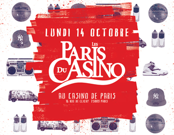 Les Paris du Casino